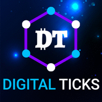 """penjualan ico yang sangat laris dan menarik nya para investor """"DIGITAL TICKS"""""""