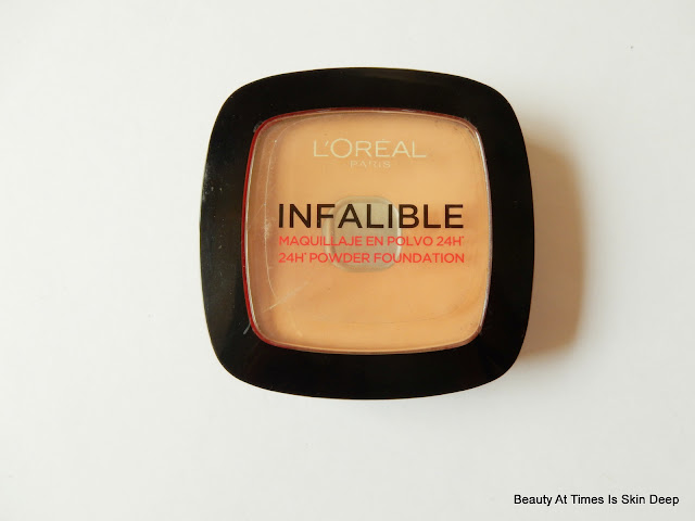 L'Oréal Paris Infallible 24 hour Powder Foundation