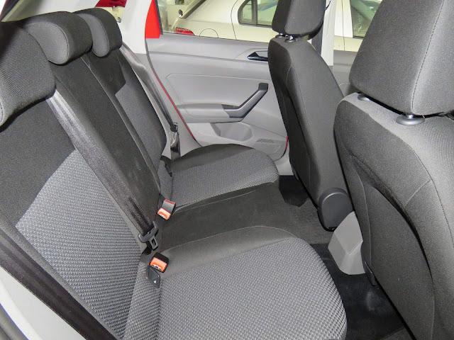 VW Polo 1.0 2018 (versão de acesso)