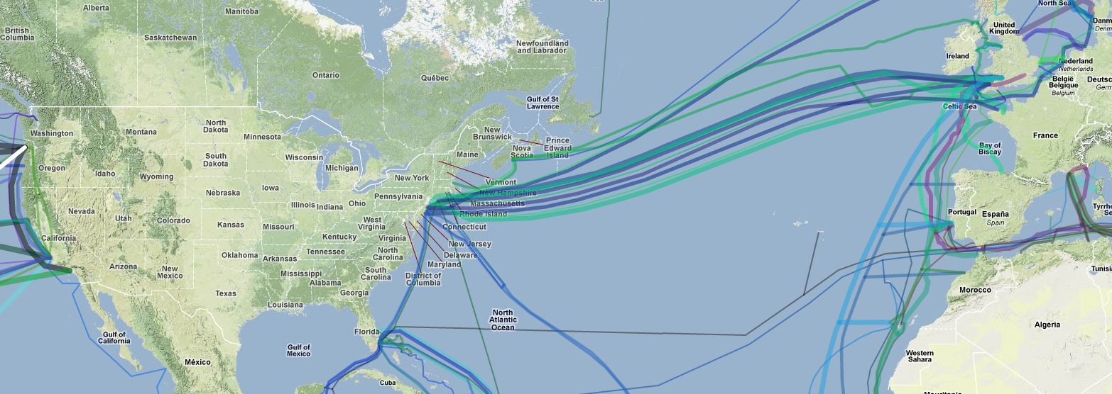 Errata Security: Undersea Cable Map