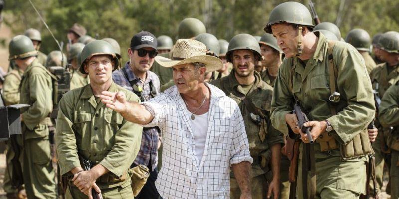Mel Gibson dan Hacksaw Ridge