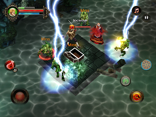 dungeon hunter 3 hd for nokia n8
