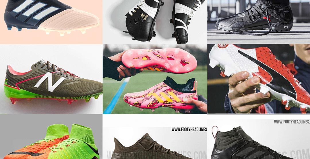 We want to let choose the fans the best and worst soccer cleats of the year  with the 2017 Footy Headlines Boot Awards. daddfaeaa