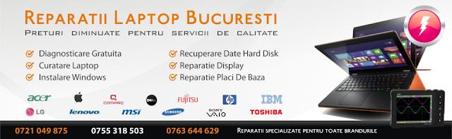 service laptop bucuresti reparatii laptop