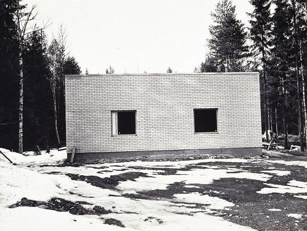 """4 - Kaius Hedenström, """"sarjasta Maaseutumme tänään"""", 1977."""