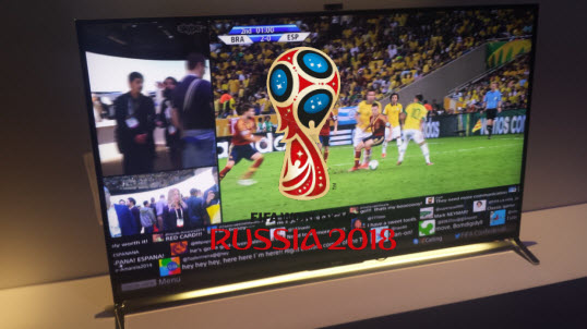 Guide to all the free channels that will broadcast the 2018 World Cup online !