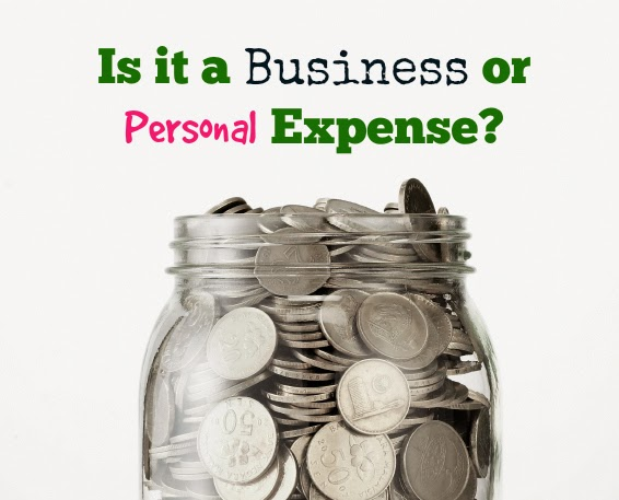 what constitutes a business expenses vs a personal expense 1099