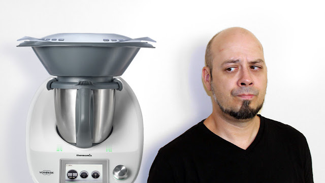 That's why the Thermomix hype is on my knees!