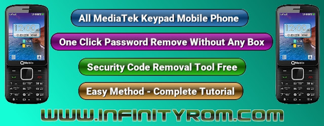 How To Remove Password On All MTK Keypad Mobile Without box