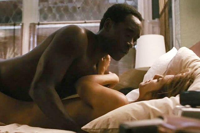 Nudity in oscar winning images