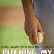 Ginger High- Books R Us: COVER REVEAL OF PITCHING MY HEART BY K. MORGAN AND S. LONG