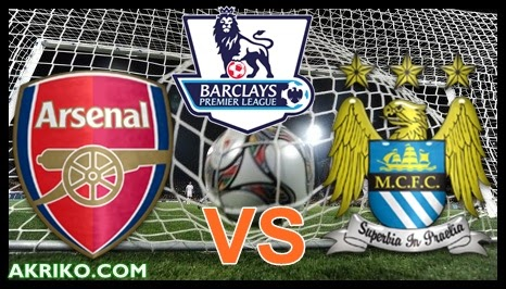 arsenal vs manchester city dp bbm