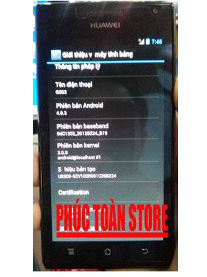 Tiếng Việt Huawei GS-03 alt