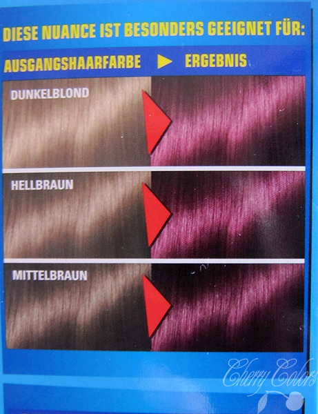Shades Of Purple Hair Color Chart | www.pixshark.com ...