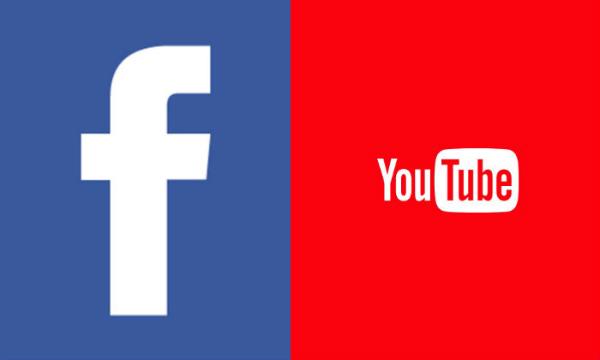 فيسبوك مهددة بخسارة مكانتها لصالح يوتيوب