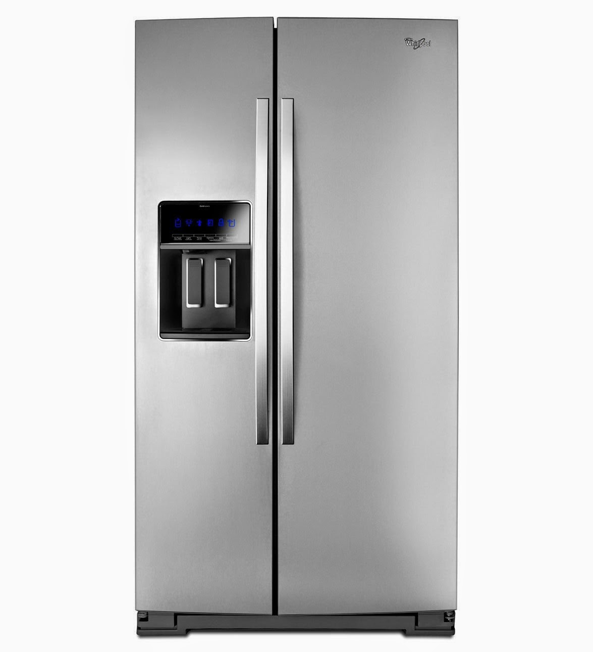 French door or side by side - Whirlpool Refrigerators Whirlpool Counter Depth Refrigerators Full Size