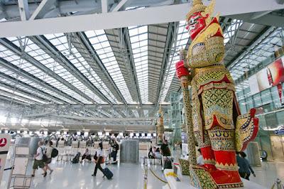 aeroporto tailandia