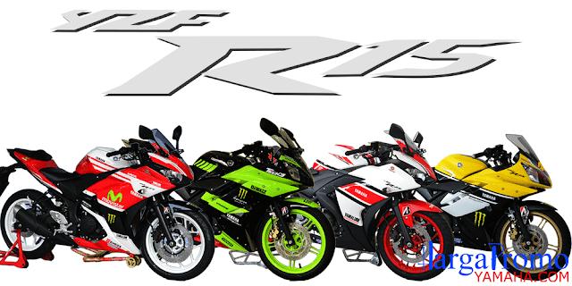 Harga Modifikasi Yamaha R15 Custom