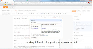 blogger links