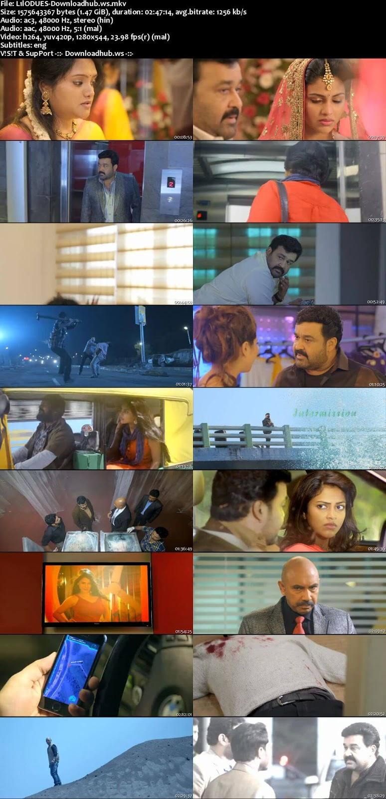 Lailaa O Lailaa 2015 UNCUT Hindi Dual Audio 720p DVDRip Download