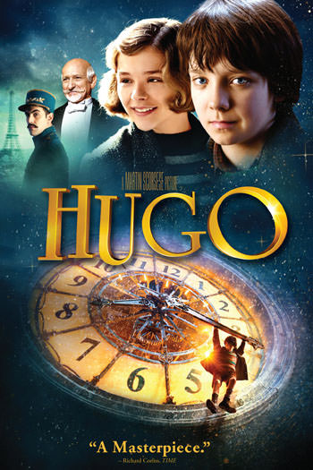 Hugo 2011 Dual Audio Hindi 720p BluRay