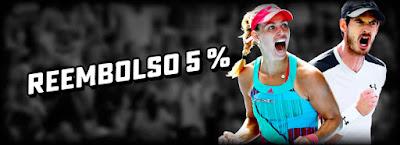 BetStars te dará un reembolso del 5 % sobre tus ganancias Roland Garros 2016