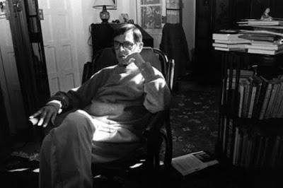 Poeta José Ángel Valente