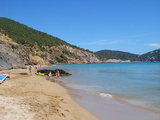 praias ibiza