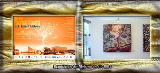 Art CEIBS+ Rivismo. Ramón Rivas expone en China Europe International Business School de Shanghai