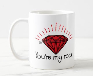 You're my rock coffee mug / by TsipiLevin