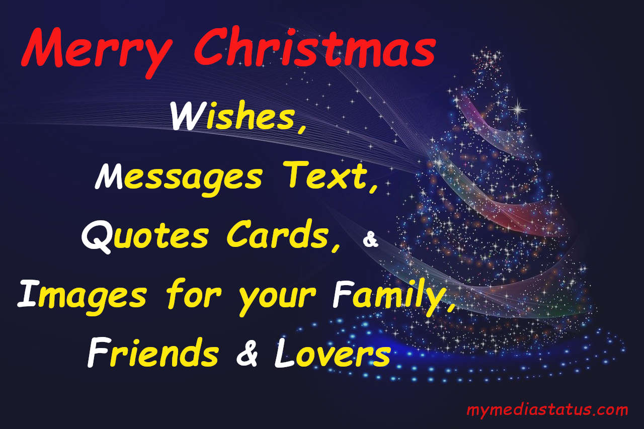 450 Best Merry Christmas Wishes Quotestext And Messages