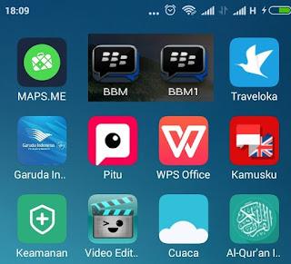 Trik Pasang 2 BBM Pada Android