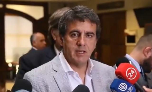 Entrevista al Diputado Alejandro Santana