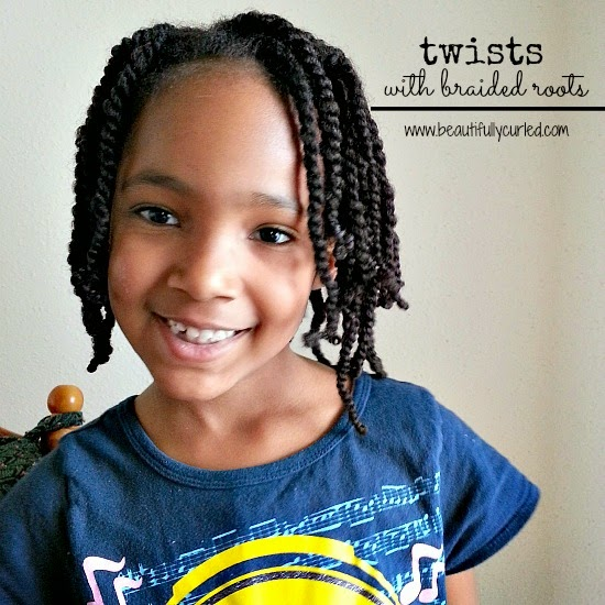 Beautifully Curled Going Back To The Basics Twist Set