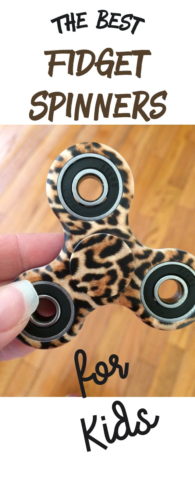 Do Fidget Spinners Really Help Kids