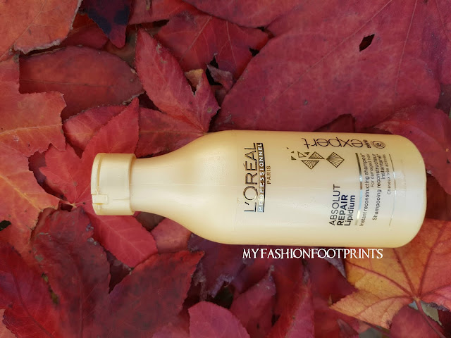 L'oreal Paris Expert Absolut Repair Lipidium Shampoo