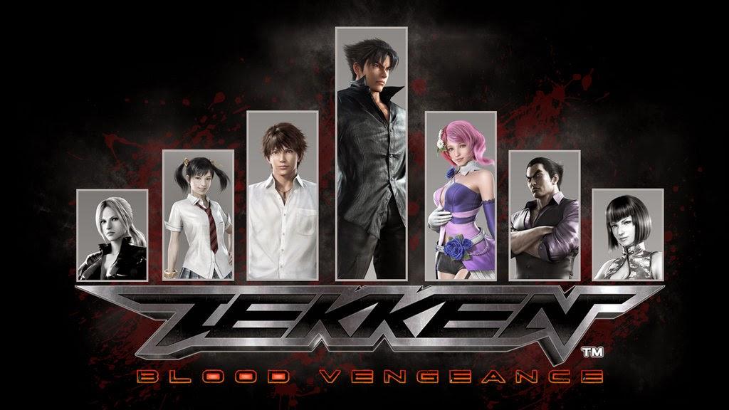 Tekken Blood Vengeance Milkcananime