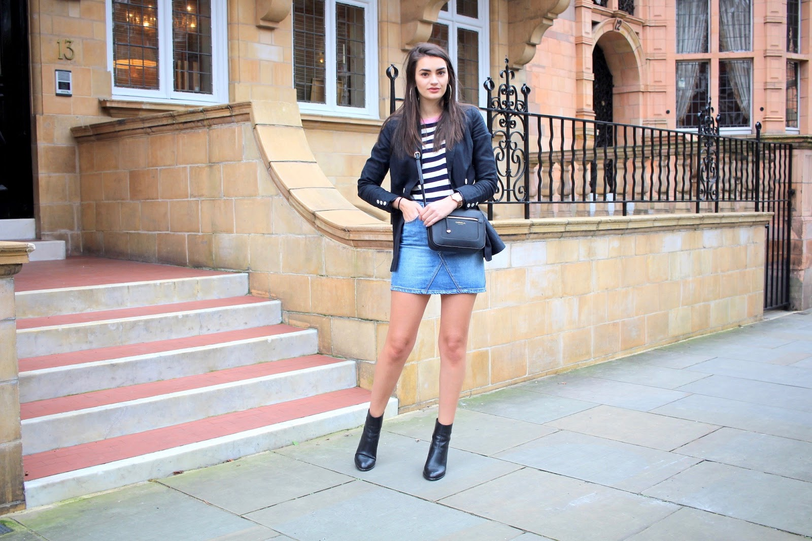 peexo street style blogger london spring