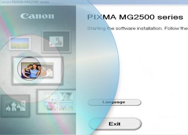Driver Printer Canon Pixma MG2570