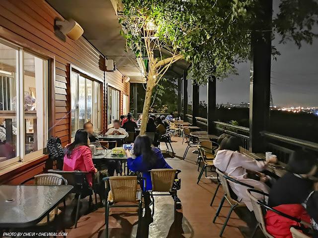IMG 20181215 223134 - 岳家莊夜景咖啡廳,超隱密遼闊夜景盡收眼底,還有多款桌遊讓你們玩到嗨!