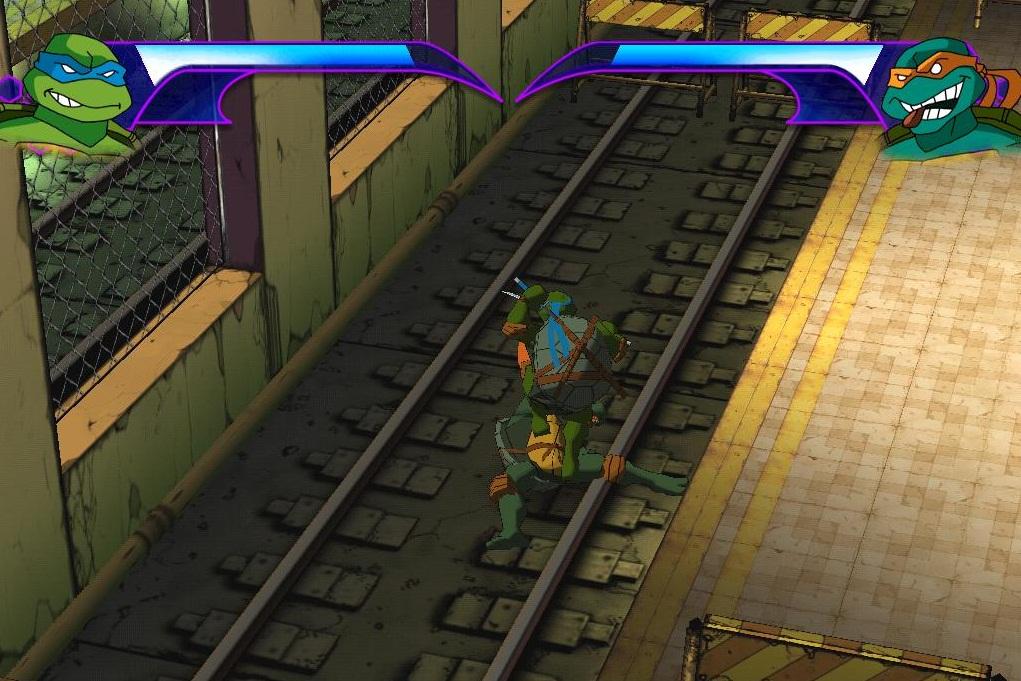 Tmnt ninja turtles Pc Game