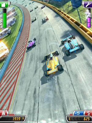 Daytona Rush Mod Apk v1.9.5 Update (Unlimited Money) Terbaru 2017 Gratis