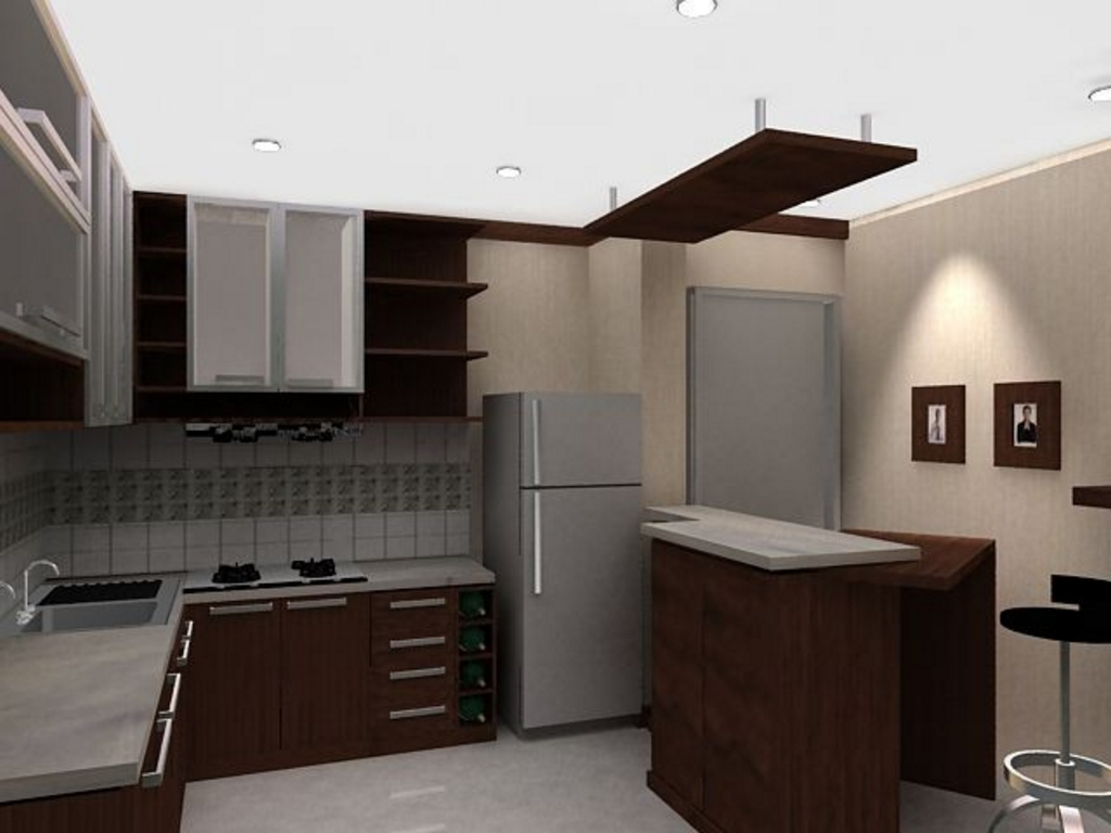 kitchen set dapur basah 1