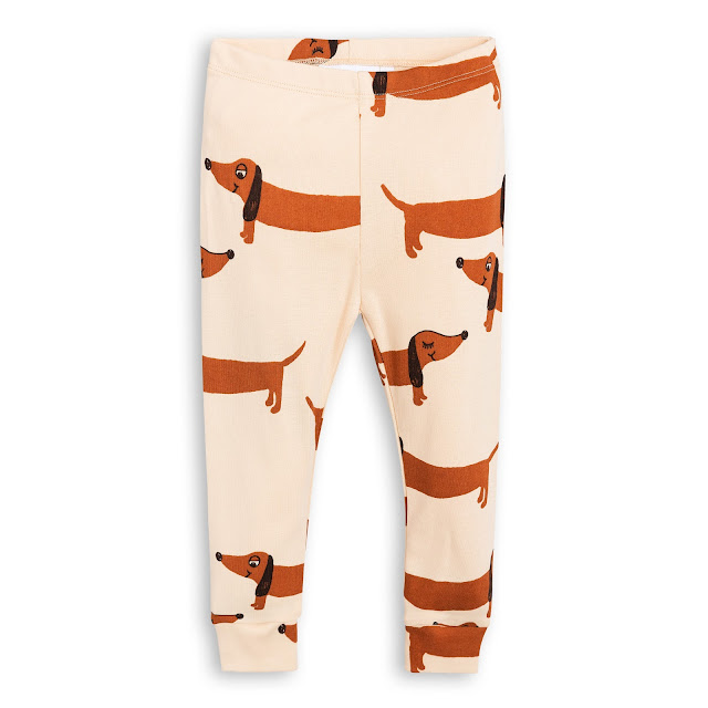 Mini Rodini Dogs Leggings