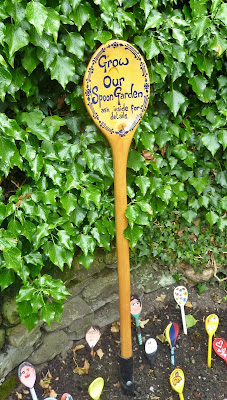 spoon garden Grasmere