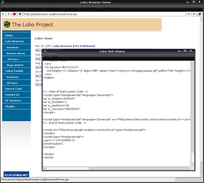 Java browser free Download pc