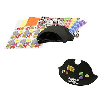 Disney Descendants 2 make a pirate hat party craft