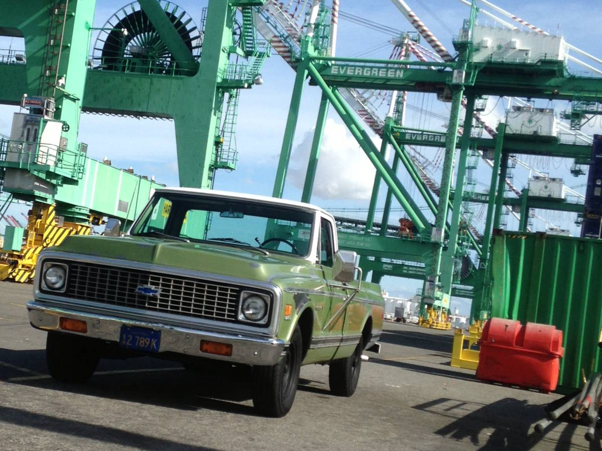 Daily Turismo: 5 3 LS Swap: 1971 Chevrolet C20 Longbed Pickup