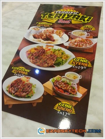 Kenny Rogers Terrific Teriyaki Treat