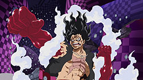 Anime Story One Piece Reveals Luffy S New Form Gear